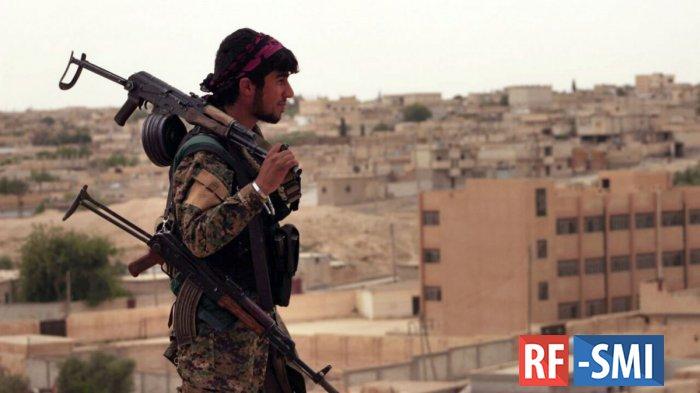 США в тандеме с курдскими боевиками спасли ИГ в Сирии