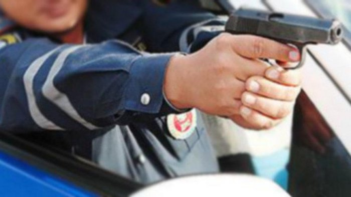 В Ростовской обл. полицейские застрелили напавшего на патруль гражданина