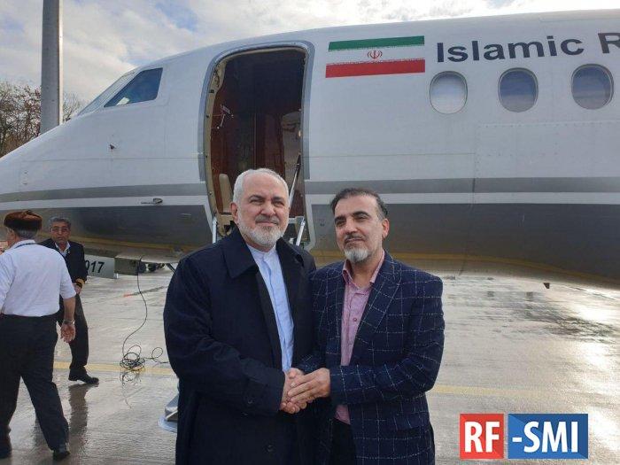 Зариф сообщил об освобождении иранского ученого, арестованного в США