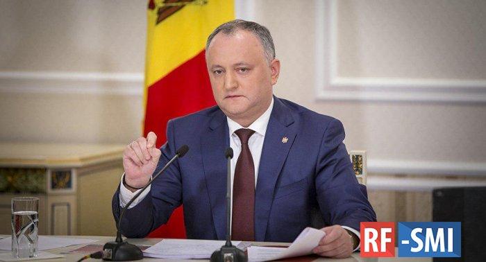 Президент Молдовы подписал пакет социальных законопроектов