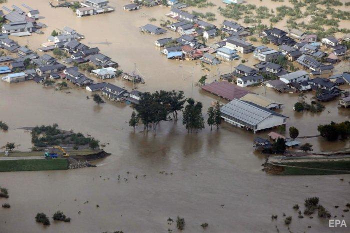 Япония возглавила рейтинг глобальных климатических рисков