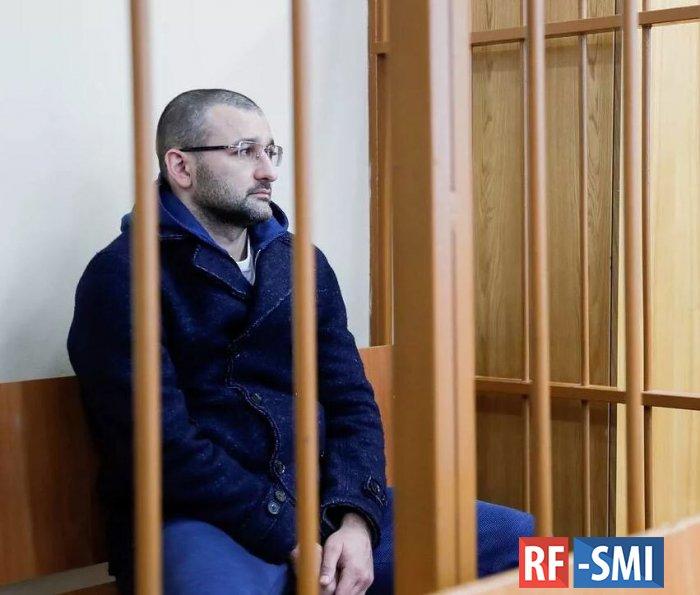 Вынесен приговор первому зам. директора «Росгеологии» Р. Горрингу