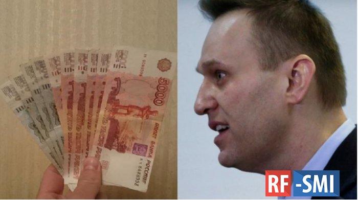 ЕСПЧ стал ширмой для сокрытия финансирования Навального