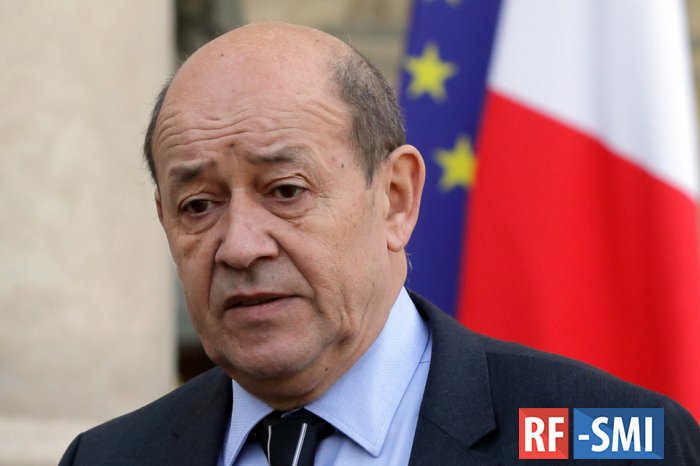 Глава МИД Франции утверждает, что Россия представляет угрозу для НАТО