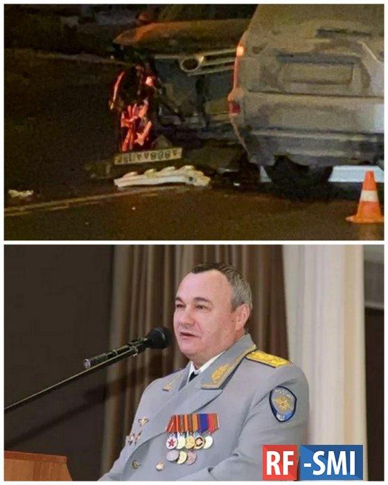 в Нижнем Новгороде суд оштрафовал генерала полиции Пильганова