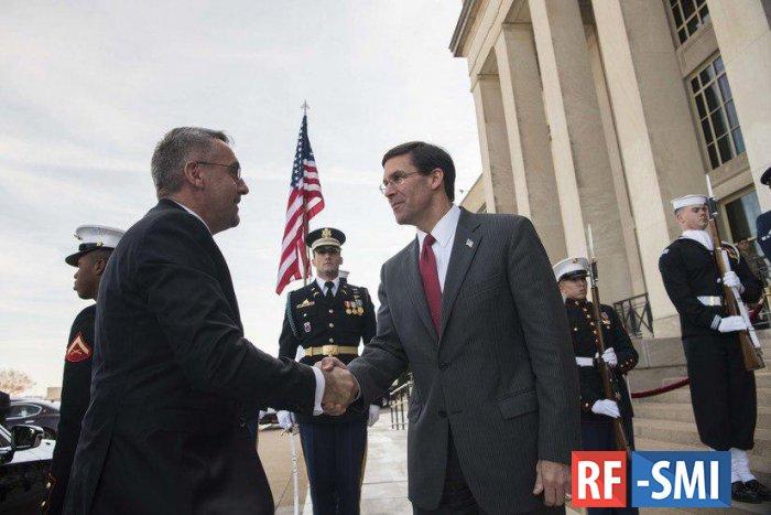 США заключили с Чехией контракт на поставку вертолетов на $650 млн