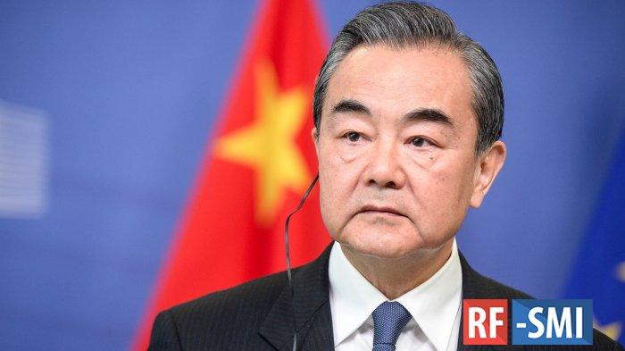 Китай занял сторону Палестины в конфликте с Израилем