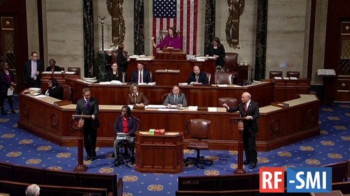Сенат США одобрил законопроект на $250 млрд по противостоянию Китаю в технической сфере