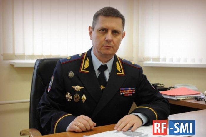 Следователи провели обыски у генерала МВД Виталия Сидоренко