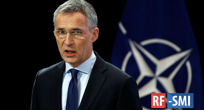 Агрессия против России сломала НАТО. Генсек альянса запросил о мире
