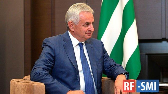 Парламент Абхазии проголосовал за отставку президента