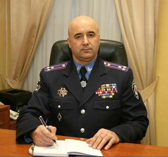 Полиция задержала экс-начальника ГАИ Украины