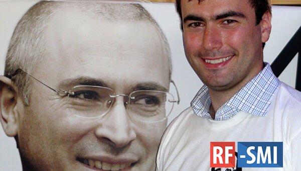 Ходорковский-младший весь в папашку – мошенник и вор