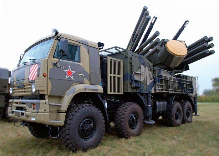 Россия укрепила ПВО на Ближнем Востоке
