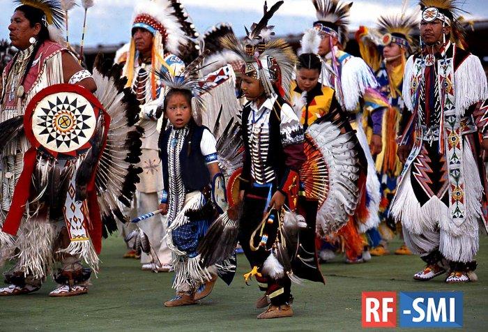 Американские индейцы были россиянами? Вот это поворот