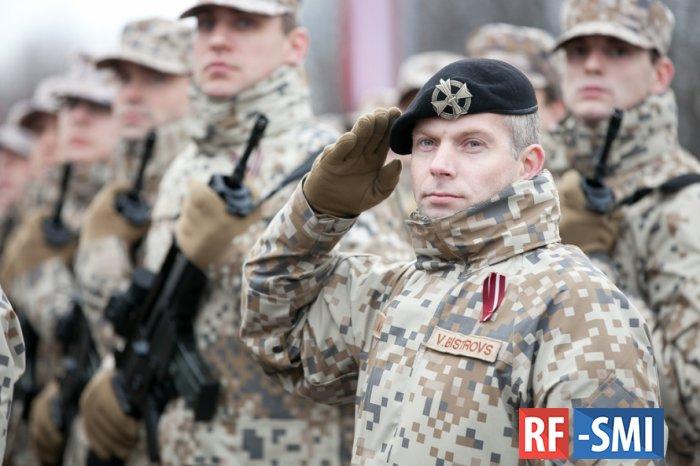 Латвия вывела из Ирака всех шестерых своих солдат