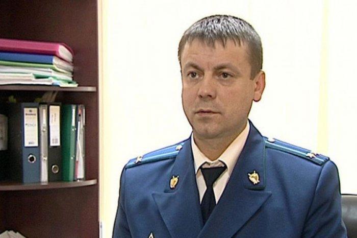 Высокопоставленный воронежский прокурор  стал обвиняемым