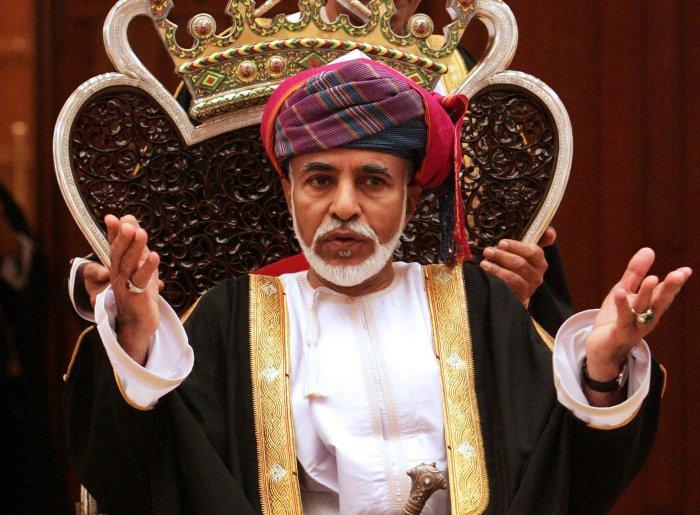 Умер султан Кабус бен Саид — лидер Омана