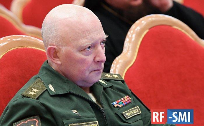 Генерал Чварков получил условное наказание за мошенничество