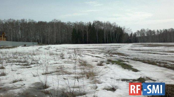 Двое детей погибли, провалившись под лёд под Подольском