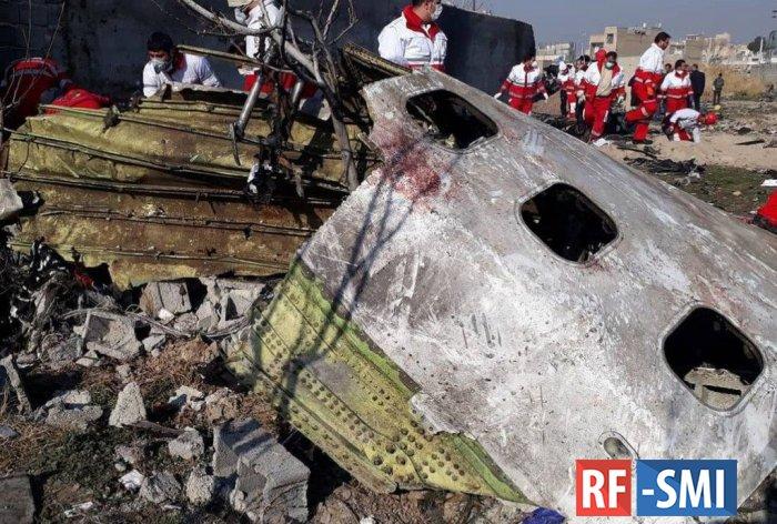 Кто спровоцировал трагедию с украинским Боингом