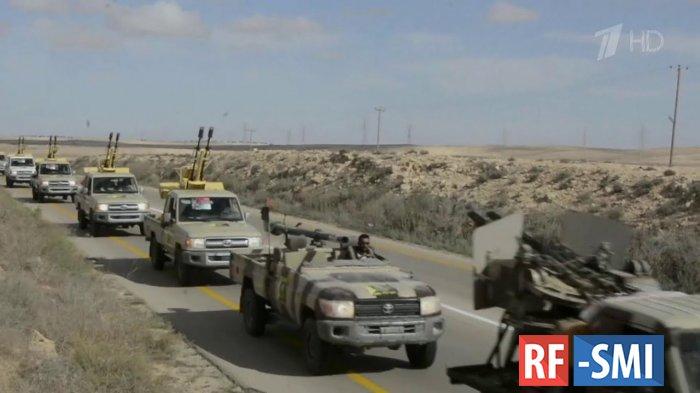 Владимир Путин смог остановить военные действия в Ливии