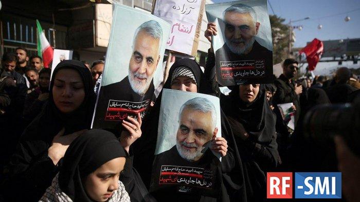 Иран не завершил месть США за убийство Сулеймани