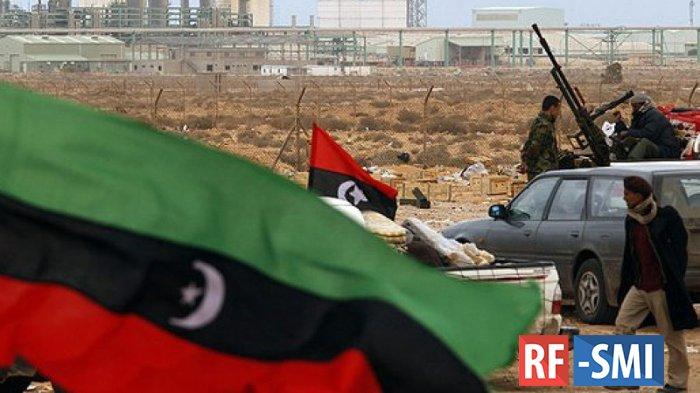 Египет выступил в поддержку России в ливийском вопросе
