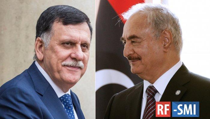 Сегодня решится дальнейшая судьба Ливии – ЛНА и ПНС сядут за стол переговоров
