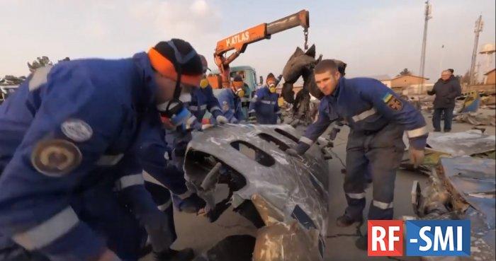 Украинские спасатели возвращаются из Ирана, эксперты остаются