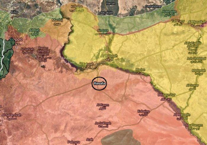 ИГИЛ совершил нападение на САА в районе Ракки