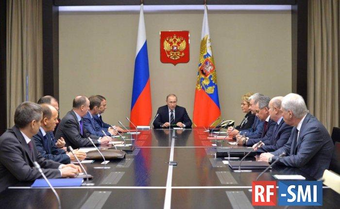 Совет безопасности России. История и структура