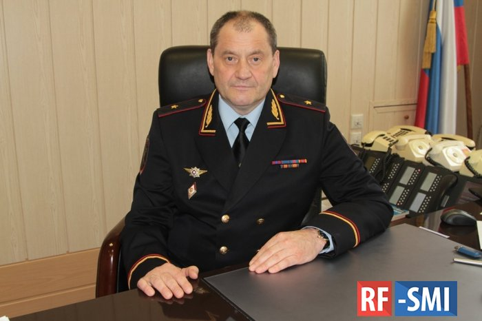 Главу МВД Коми Виктора Половникова задержали по подозрению в коррупции