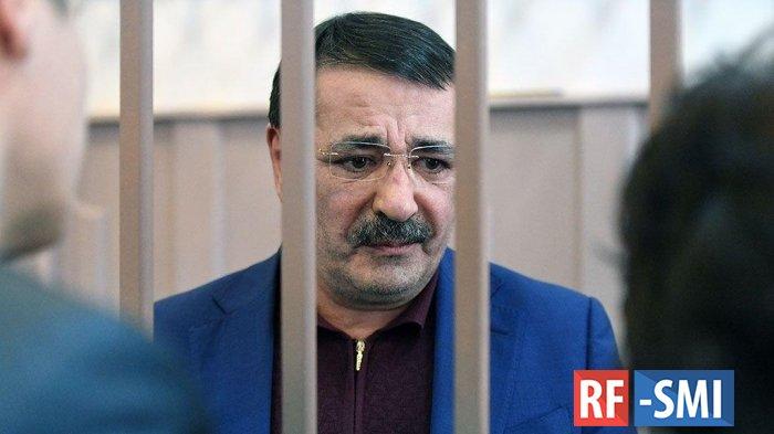 Бывший зампред правительства Дагестана получил за коррупцию 4,5 года