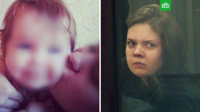 Мать умершей от голода девочки приговорили к 13 годам колонии