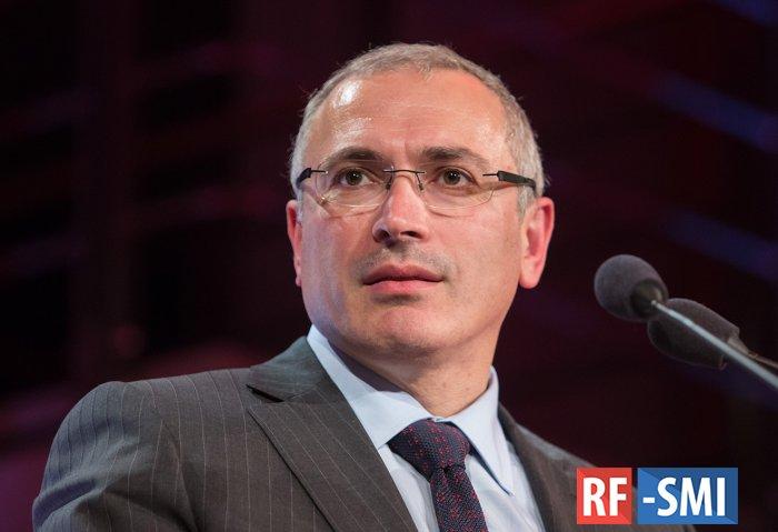 Ходорковский причастен к убийству Владимира Петухова