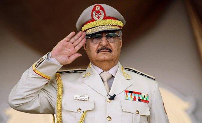 Хафтар: Ливия 300 лет была колонией Турции, от которой не видела ничего, кроме зла