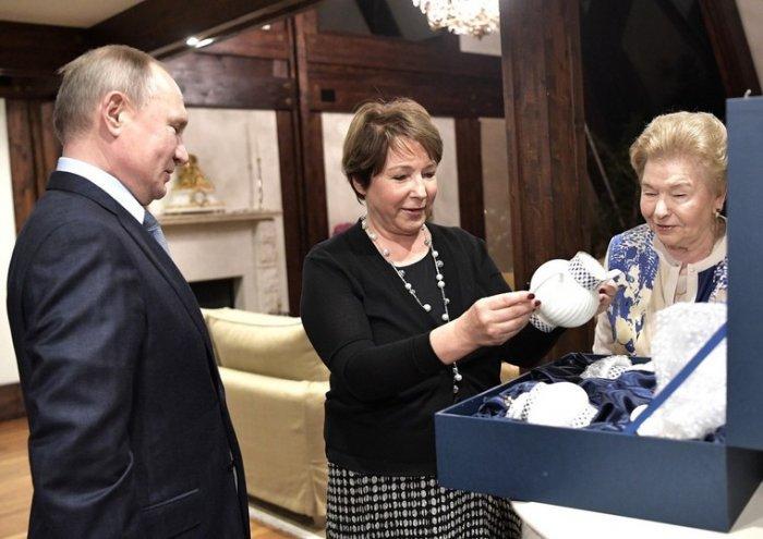 Владимир Путин лично поздравил дочь Ельцина с днем рождения