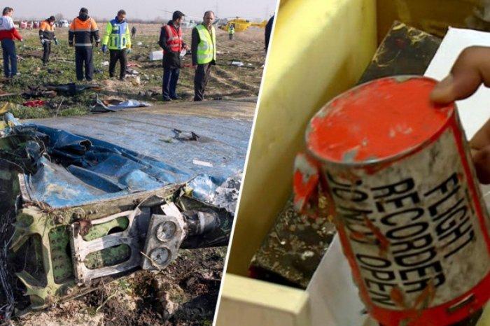 Иран согласился передать Украине черные ящики самолета МАУ