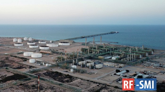 Национальная нефтяная корпорация Ливии объявила форс-мажор