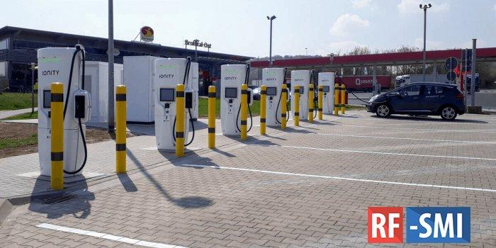 В Европе резко подорожала зарядка электромобилей