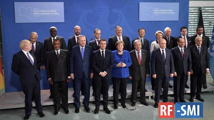 CNN узнал содержание итогового коммюнике конференции по Ливии