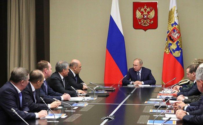 Путин: серьезных переговоров по СНВ с США начать не удалось