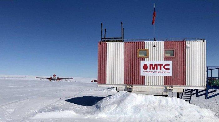 В Антарктиде запустили первую российскую сеть сотовой связи