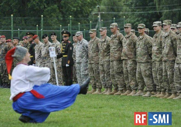 США наращивают военное сотрудничество с Украиной