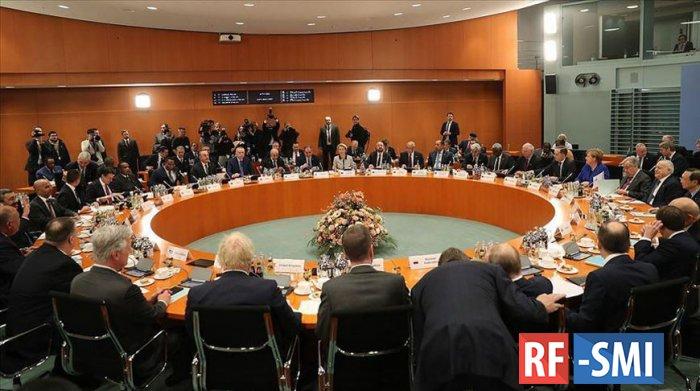 Малькевич выступил за соблюдение итогов берлинской конференции