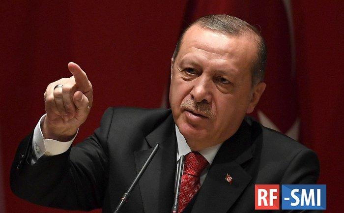 Эрдоган заявил о достижении договоренности с США по Ливии