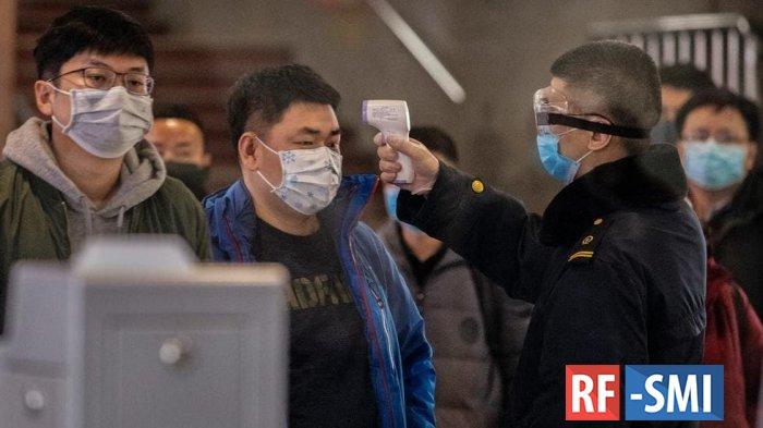 В Китае назвали главные признаки коронавируса