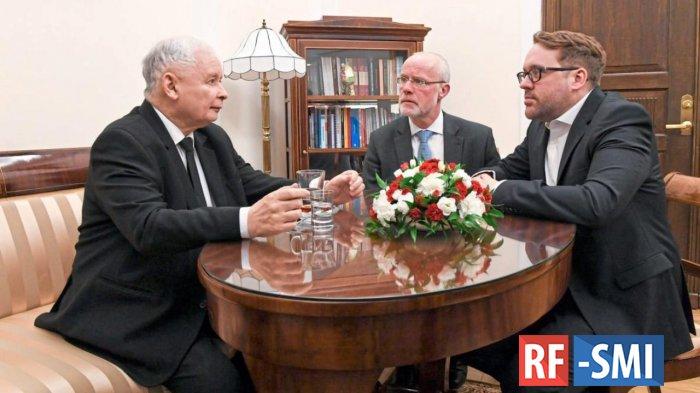 Польша окончательно офигела.....