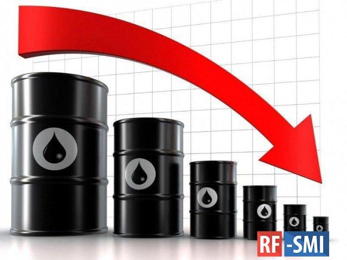 Нефть дешевеет на слухах о пандемии в Китае